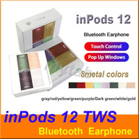 Metal Color inpods 12 TWS inpods12 metallic Plating color i1...