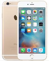 ابل اي فون 6S زائد 5.5 بوصة 16GB / 64GB / 128GB ثنائي النواة دائرة الرقابة الداخلية 11 4G LTE المستخدمة الهاتف مفتوح الهاتف المحمول