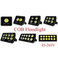 Edison2011 야외 조명 LED cob 투광 조명 50W 100W 200W 300W 400W 500W 600W 홍수 빛 방수 IP65 전문 램프 보안 Ligh