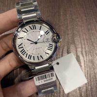 2021-Top-Quality Sale 42mm orologio da uomo Auto Balloon-V Series Sapphire 8215 Movimento Automatico Meccanico Fashion Luxury Wriwatch