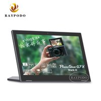 Raypodo 13. 3 inch L type desktop using Android 8. 1 tablet PC...