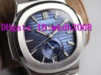 GR Factory Nautilus Annual Calendar Moonphase 5726 Часы Cal.324 автоматические механические наручные часы из нержавеющей стали 316L Дата День Дисплей
