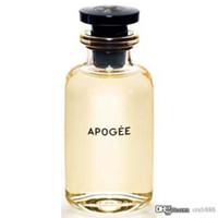 Perfume de las mujeres frescas EDP 100ML de alta calidad elegantes de perfume femenino Frangrance Apogee Rose des Vents de larga duración envío libre