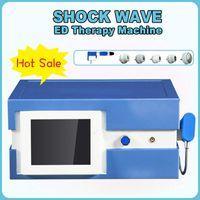 Ortopedia Acoustic Shock Wave Zimmer Shockwave terapia de la máquina de eliminación de ondas de choque dolor función EDSW18 para la terapia de ondas de choque Urología