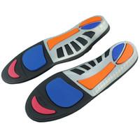 Poron High Elastic Cushioning Cuscino Plantare correttivo del piede interno ed esterno Otto-carattere X / O sottopiede sportivo ortopedico