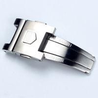 Heißer Verkaufs-Edelstahl-Band-Haken für TAG Edelstahl Uhrenarmbänder CARRERA Zubehör Armband Metallarmband