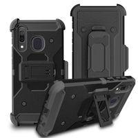 لLG K51 K31 K40 Stylo6 5 LV5 V20 G6 ضد الصدمات الحافظة الحماية كليب 4-طبقة مسنده صعبة درع حالة تغطية الهاتف