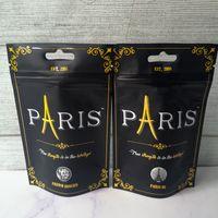 3.5g Paris og sacs ogs sacs français cuisiniers à l'épreuve de l'enfant paquet de paquets d'enfant debout pour la pochette de fleurs d'herbe sèche