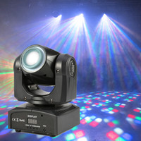 40W Viererkabel Farbe LED Quelle 12pcs RGBW 0.2W SMD DJ beleuchtet bewegliches Hauptlicht mit geführtem Ring