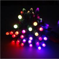 1000 Stück Vollfarbe WS2811 IC RGB Pixel LED-Modul Licht Toll für Dekoration Werbebeleuchtung DC5V / 12V