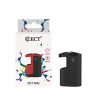 Factory Wholesale ECT MIQ mod for Thick oil 350mAh vape cart...