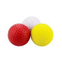 Мужчина и женщина на открытом воздухе практики гольфа PU материал гольф гольф практики мяч более 80% эластичные оптовый