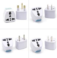 Universal Power Adapter-Spielraum-Adapter AU-US-EU-BRITISCHER Stecker-Ladegerät-Adapter-Konverter 3 Pin Wechselstrom für Australien Neuseeland Handy