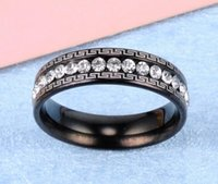 2019 New Luxury Designer Large Wide 316 Titanium Steel 18k Y...