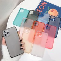 Matte Phone Case for iPhone 11 XS MAX XR Clear Hard Case Sho...