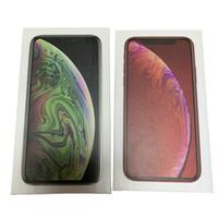 50Pcs haute qualité Version UE États-Unis toute l'emballage de téléphone boîte d'emballage Case pour iPhone 6s 8plus XR 11Pro Sans Accessoires Empty Boîtes de détail