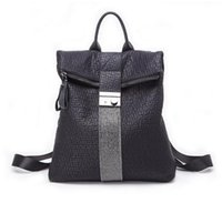 The hottest brand ladies backpack European and American retr...