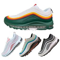 New 1 97 97s Hot Sale Men Running Shoes Cushion 97s KPU Plas...