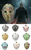 13-й Черный Пятница Те же маски Фредди против Джейсона Хэллоуин Веселье Страшно Маска Джейсонская Маска Хэллоуин Mask DA136