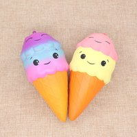 Stressabbau Spielzeug Squishy Ice Cream Slow Rebound Squeeze Druck Exquisite Fun Scented Charm Rising Simulation Kid Toy