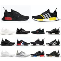2019 New NMD R1 running shoes for men Primeknit classic OG T...