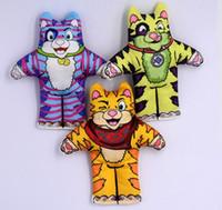 Ny Anlände 20st Gratis Frakt Söt Färgrik Kattfett Katt Toy Catnip In Assorterad Färger Organisk Catnip Toy 20st / Lot