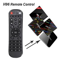 Telecomando per telecomando H96 per TV Box Android Applicabile H96 / H96 PRO + / H96 MAX H2 / H96 MAX PLUS / H96 X2 / X96 MINI.etc