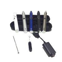 ECIGARETTE EGO EVOD Mini önce G5 Buharlaştırıcı Vape Kalemler Başlangıç Kitleri E Sigaralar Evod Pil ECIGS Kuru Herb Atomizer Tankları Zippper Kılıf Kiti