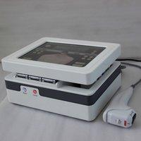 ventas directas de la fábrica 3d HIFU estiramiento de la piel máquinas de arrugas anti envejecimiento máquina HIFU 3d portátil con 8 cartuchos certificado ce