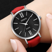 New Fashion Casual Wrist Watches For Women Buckle Ladies Wat...