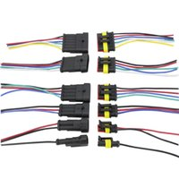 AMP 1.5 Serie 1/2/3/4/5 / 6P 10cm Connettore con connettore linea maschio e femmina spina Automotive Connettore impermeabile Assemblea