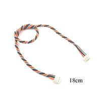 10pcs 18cm Connector Cable For Spektrum JR Satellite Receivers AR6200 AR6210 AR7000 AR8000 AR9020 AR12120 SPM9645