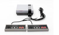 hotsale nuovo arrivo mini TV è in grado di memorizzare 620 500 video gioco console portatile per NES console di gioco con scatole di vendita al dettaglio DHL