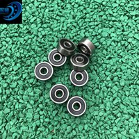 50pcs high quality 628-2RS miniature radial ball bearing 628 628RS 8*24*8 rubber sealed deep groove ball bearings 8x24x8 mm