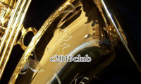 يوليوس Keilwerth SX90R BB TUNE B شقة تينور ساكسفون آلة موسيقية النحاس الذهب ورنيش جيه ساكس مع الملحقات حالة لسان حال