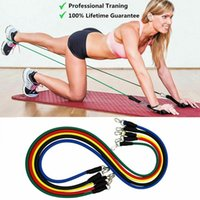 USA Stock Free Shipping 11pcs set Pull Rope Fitness Exercise...