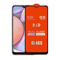 21D Полное покрытие Полное Клей Закаленное стекло экрана протектор для iPhone 11 2019 Samsung Galaxy A10E A10S A20S A20S A30S A50 A70 M20