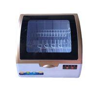 Heißes verkaufendes freies Stehen mini elektrischer Geschirrspüler Küche Sterilisation Maschine Automatische Geschirrspüler Maschinengeschirrspülmaschine