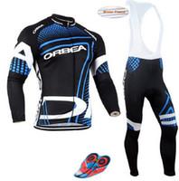 Orbea yeni artı kadife yeni uzun kollu Jersey ekip askısı sıcak bisiklet Jersey profesyonel Jersey elbise