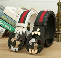 belt brand big buckle designer belts luxury belts for mens b...