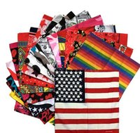 Cool USA Flag Bandanas US dollar Print Headband Adult Casual...