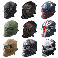 Halloween Chiefs M06 Masks Personalized CS Full Face Skeleto...