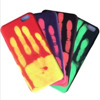 Para iphone x casos de telefone handprint capa original phone case para iphone 6 7 8 plus dhl livre
