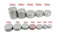 5ml contenitore cosmetico 10ml 15ml 20ml 25ml 30ml 50ml 60ml 150ml alluminio Lucidalabbra Contenitore vaso crema