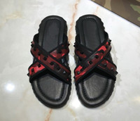 2019 Designer Flip Flops Slippers Casual Shoes Men Designer ...