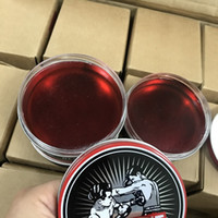 Hot Hair Pomades Cera Monster Hold Retro Oil Hair a base de aceite Retro Hair Polish for Men Wax Mud 100 g 3.5 oz
