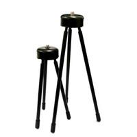 Black Metal Mini Portable Light Table Top Strong charge Support trépied Grip stabilisateur Pour appareils Téléphone Projecteur Telescope Livraison gratuite