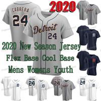 2020 New Season Miguel Cabrera Jersey C.J. Cron Jonathan Schoop Jacoby Jones Victor Reyes Troy Stokes Jr. Sergio Alcantara Austin Romine