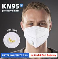 Mask with Valve Safety Protective Mask PM2. 5 Fliter Anti Dus...