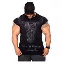 Casual Hommes Jogging Sport étoffement T-shirt homme Gym Fitness culturisme courte t-shirt Homme Workout formation Tee Tops Vêtements